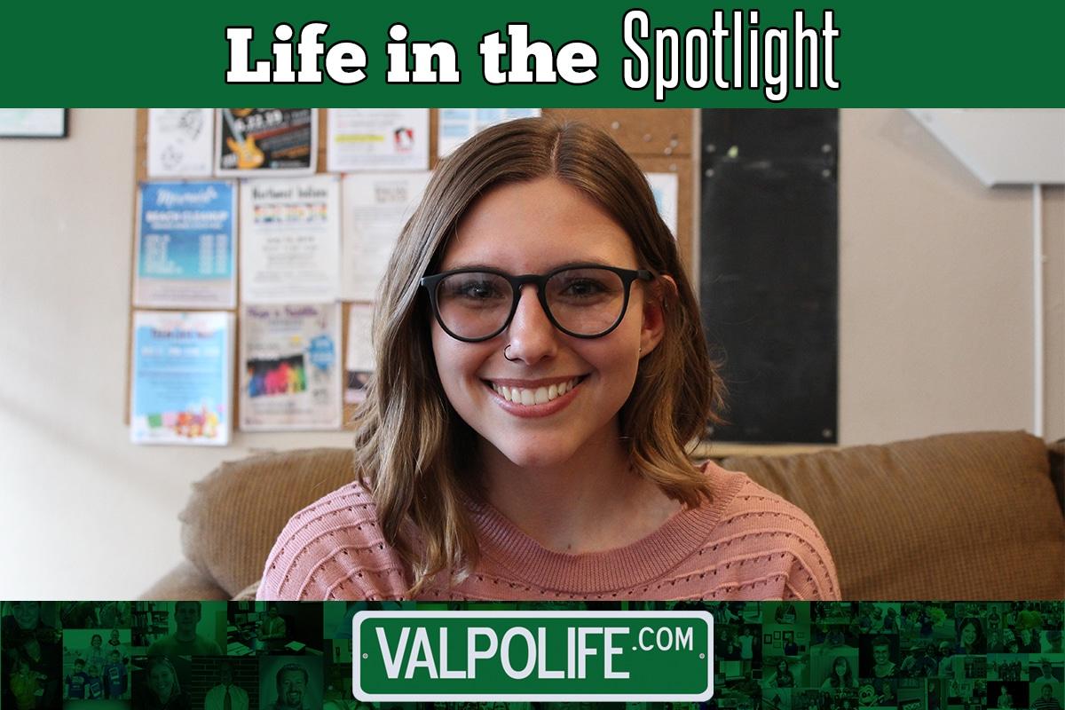 A Valparaiso Life In The Spotlight: Madelynn Frump