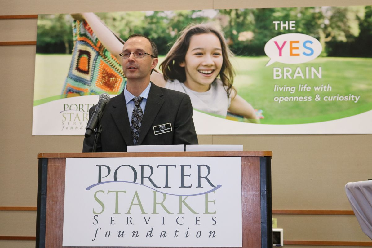 Building 'Yes Brains' at Porter-Starke Services' 2019 Living, Balance & Hope Symposium
