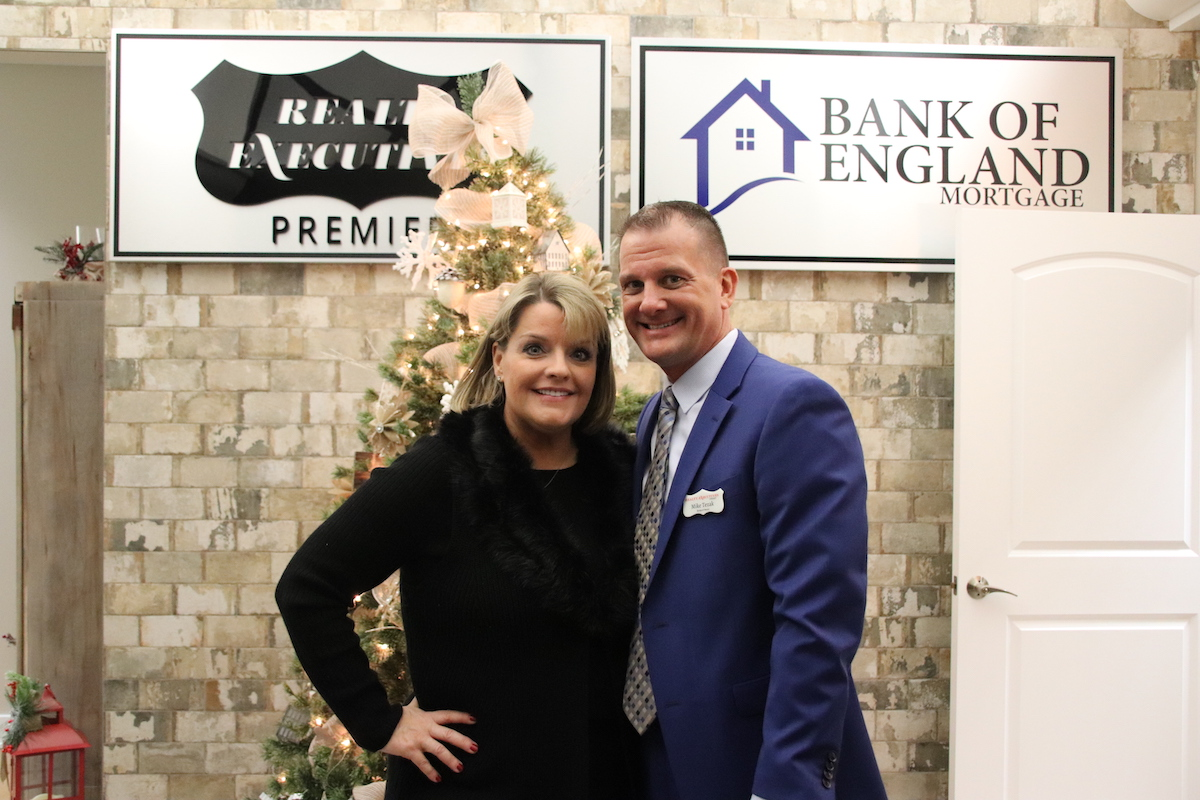 Realty Executives Premier Celebrates New Location at Martinis and Mistletoe Holiday Open House