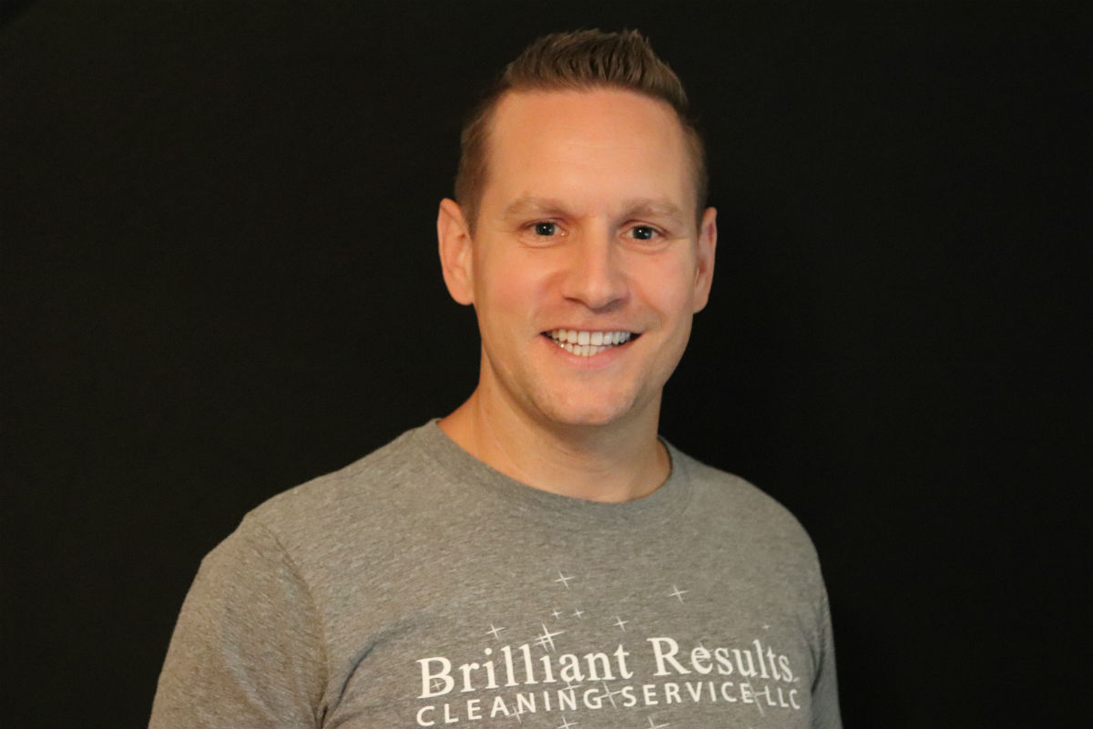 Employee Spotlight: Mike Dec, Owner of Brilliant Results Cleaning