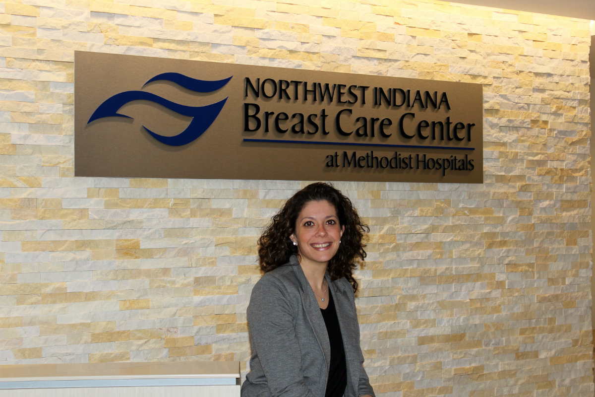 Empowering Women, Dr. Siatras Takes Pride in her Work at the Northwest Indiana Breast Care Center