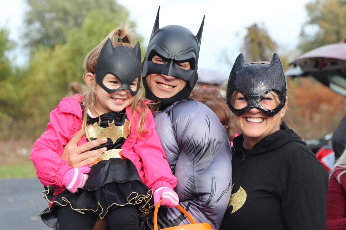 NorthShore Health Center's Host 3rd Annual Trunk or Treat