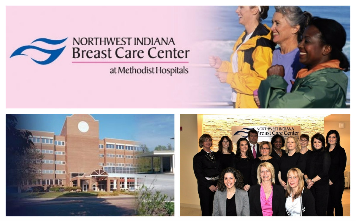 Northwest Indiana Breast Care Center Receives 2017 Women's Choice Award