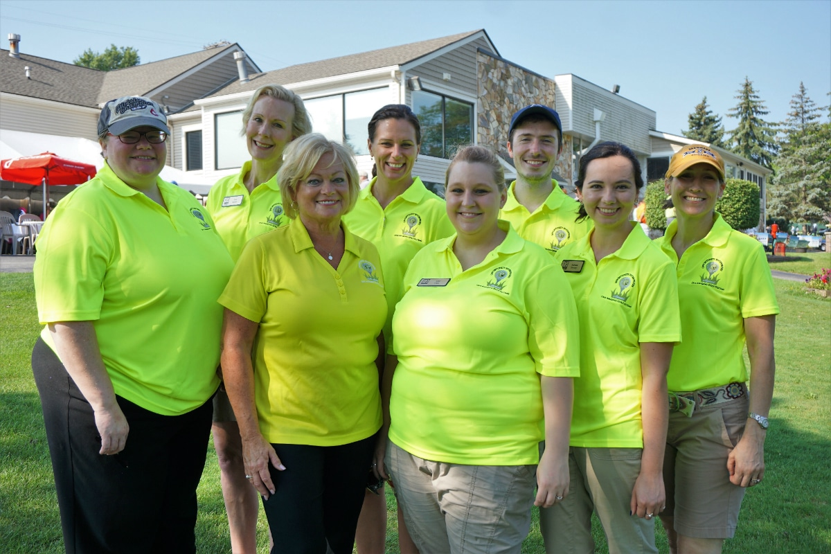 Friends of OE Host One Amazing Golf Outing to Play for a Cause and Support Local Organization