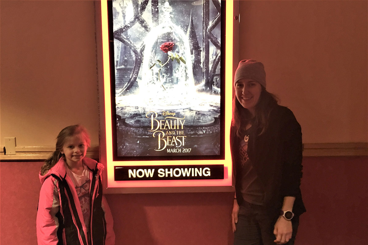 Beauty and the Beast at the Portage IMAX: An Experience You Don't Want to Miss