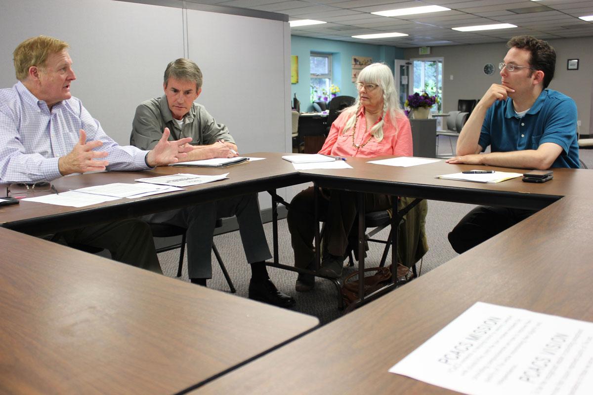 Community Joins Adult Guardianship Program Discussion