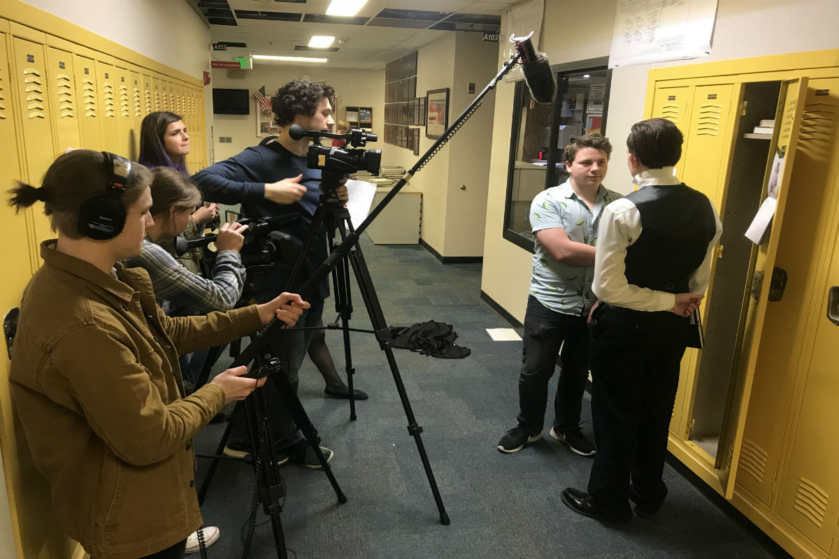 Porter County Career Center Video Production Class Continues it's Legacy of Greatness