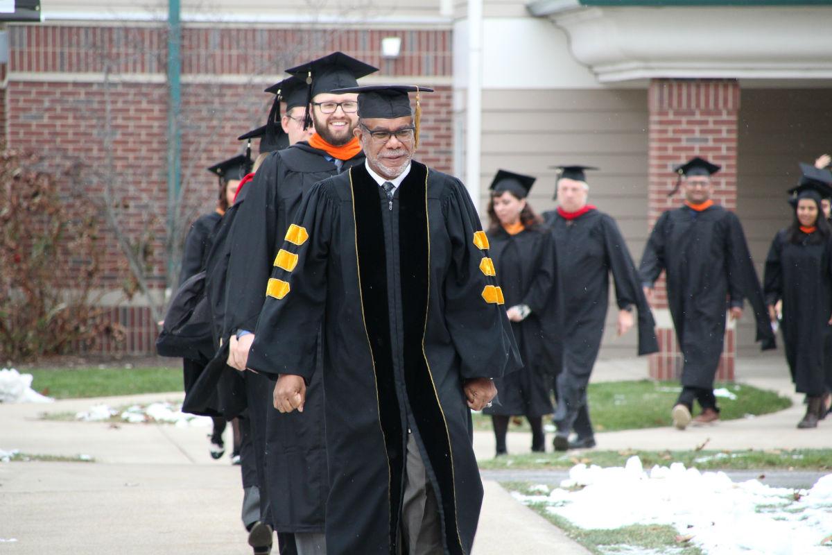 Purdue Northwest Holds First Graduation Commencement at Hammond Campus