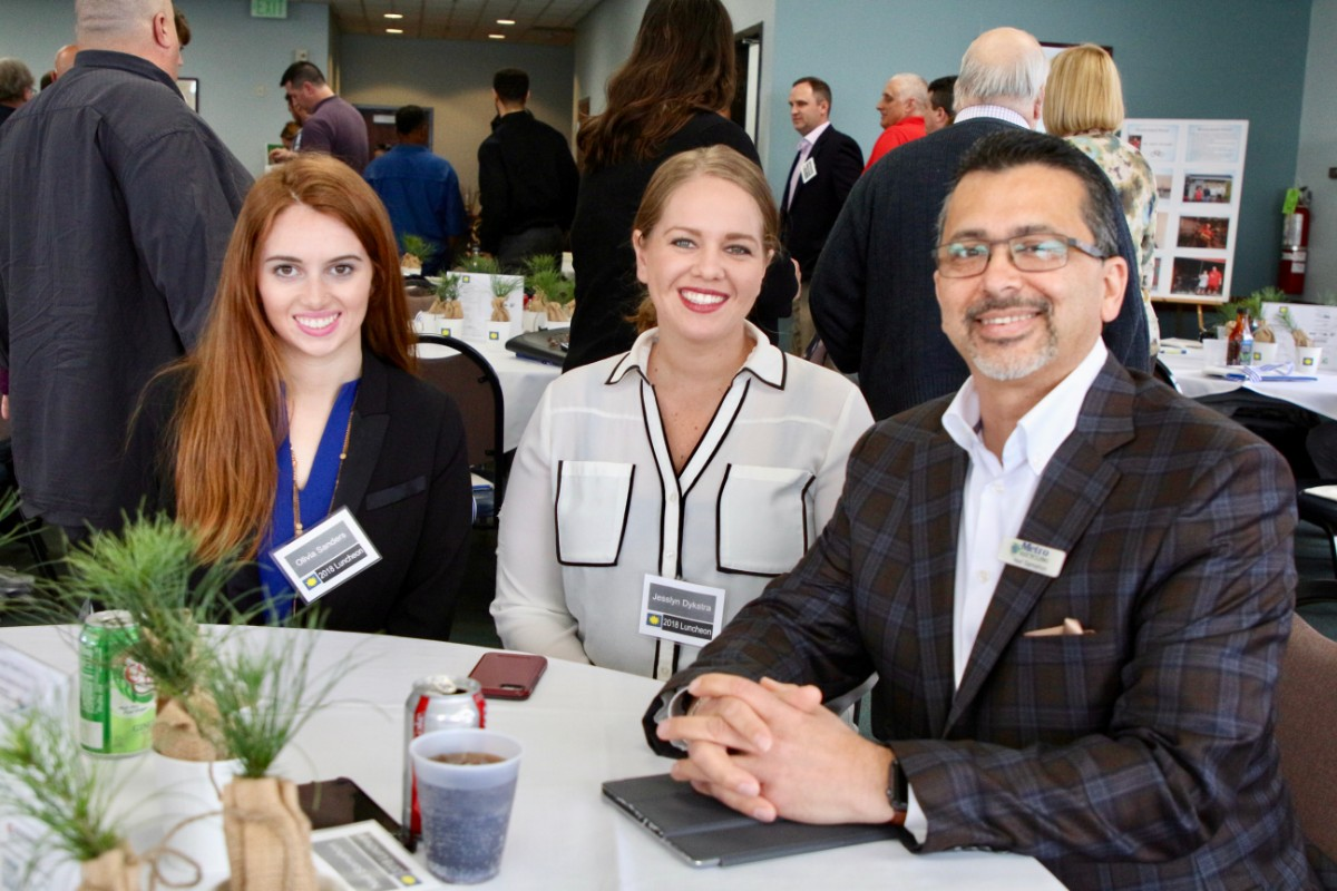 Metro Recycling, Arcelor Mittal, and Others Honored for Dedication to a Healthy Environment at Annual NWI Partners for Clean Air Luncheon and Awards