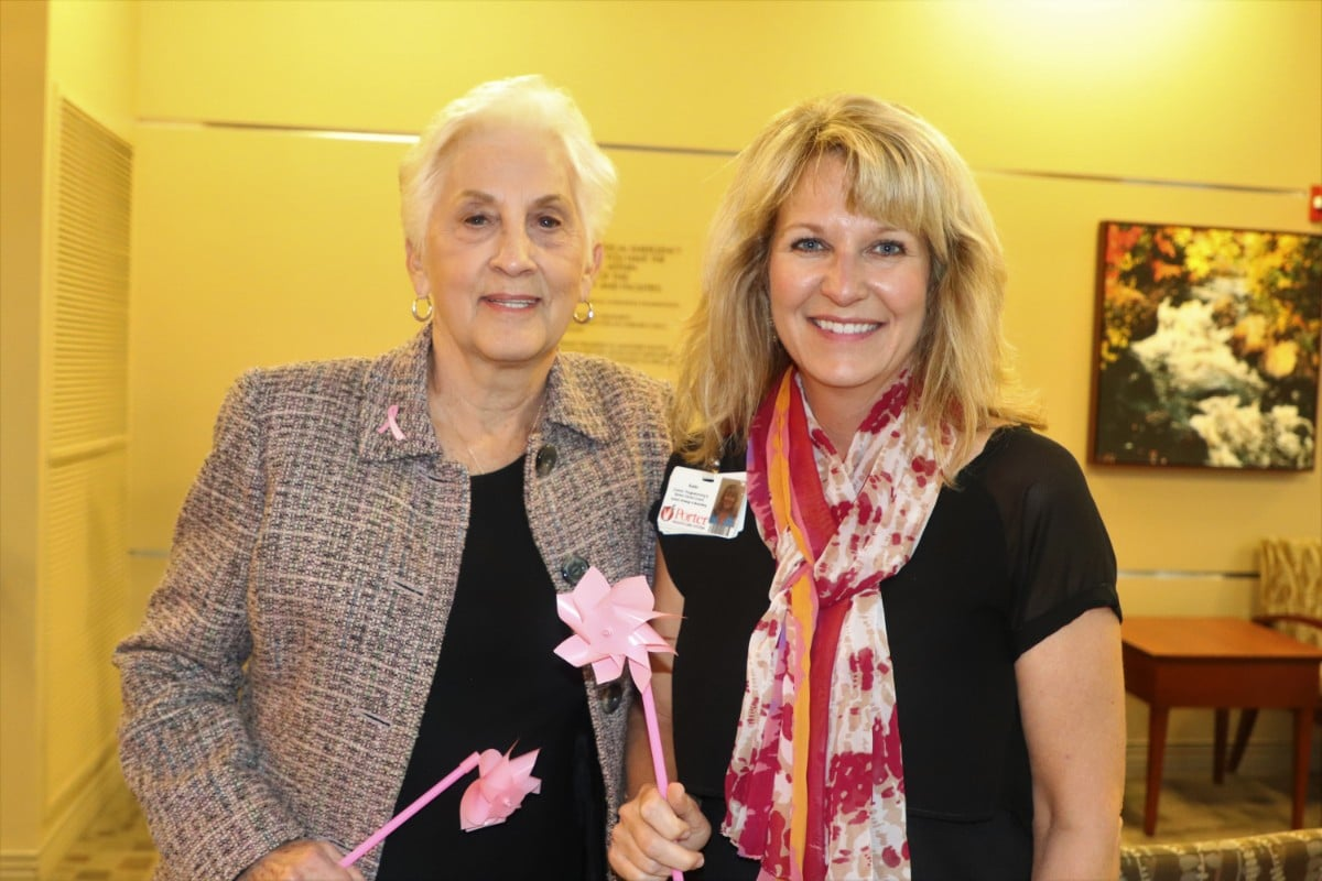 Porter Regional Hospital Hosts Annual Blow Away Breast Cancer to Honor Survivors and Fighters