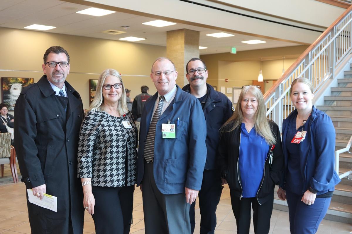 Porter Regional Hospital Celebrates 2019 National Donate Life Month