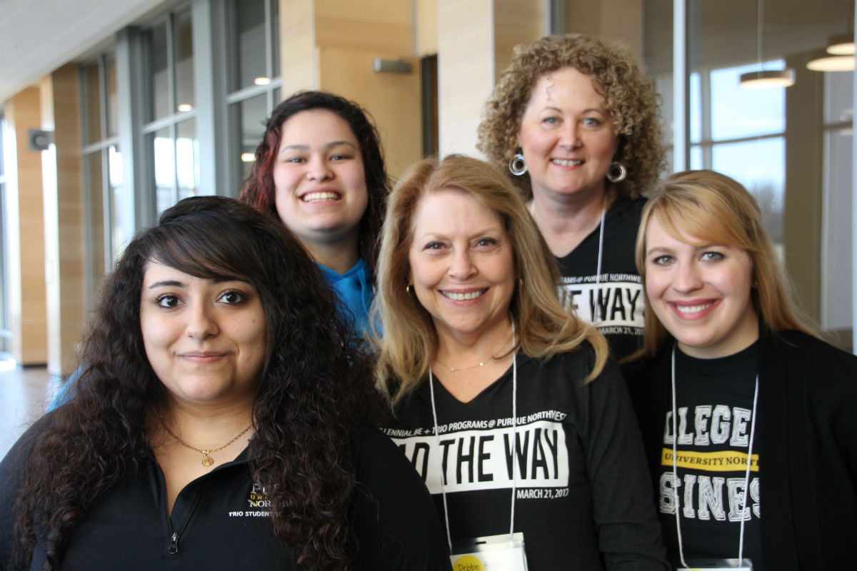 Annual Project Lead The Way Teaches First Generation College Students Importance of Team Work