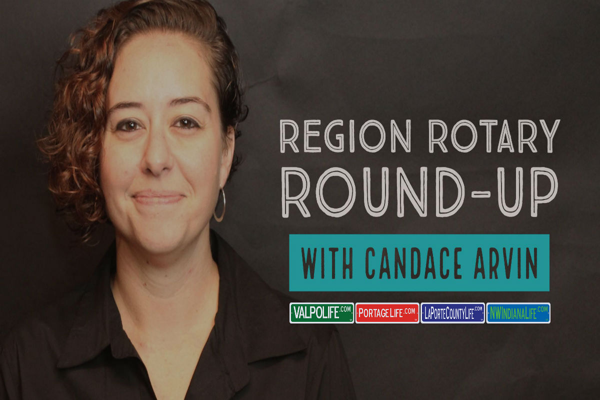 Candace's Region Rotary Round Up: Summer Events