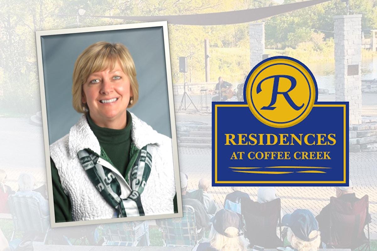 Residences at Coffee Creek and Deer Creek Employee Spotlight: Rondi Wightman