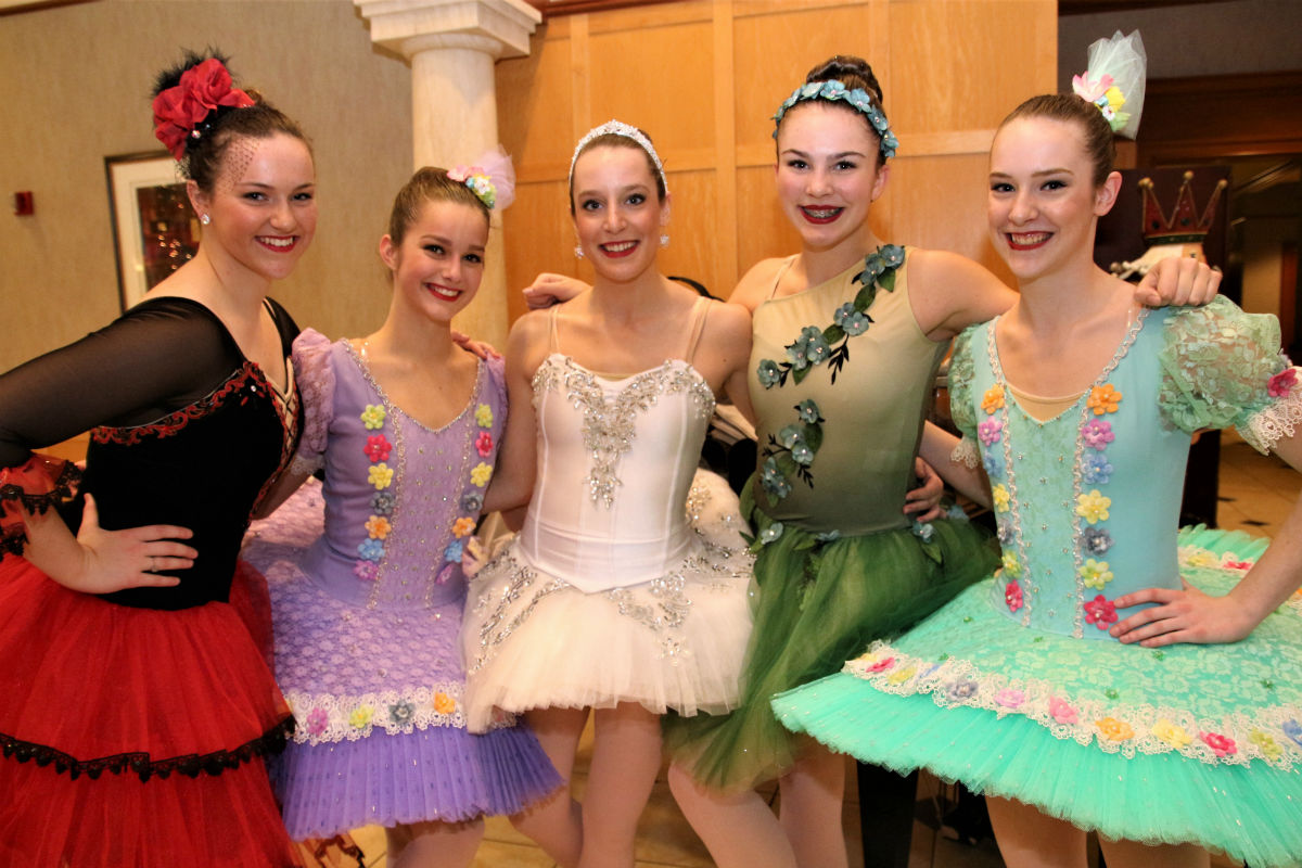 Eclipse Performance Arts Wows Audience at Sand Creek Country Club with Enchanting Ballet