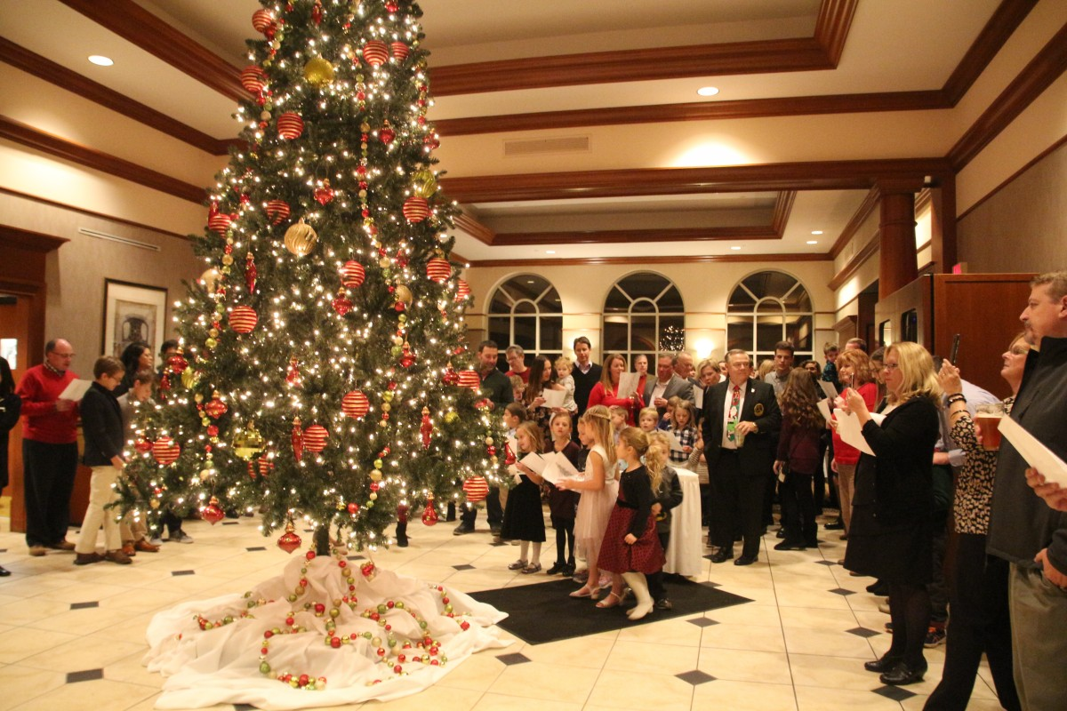 Annual Sand Creek Christmas Tree Lighting Ceremony Sparks Special Memories