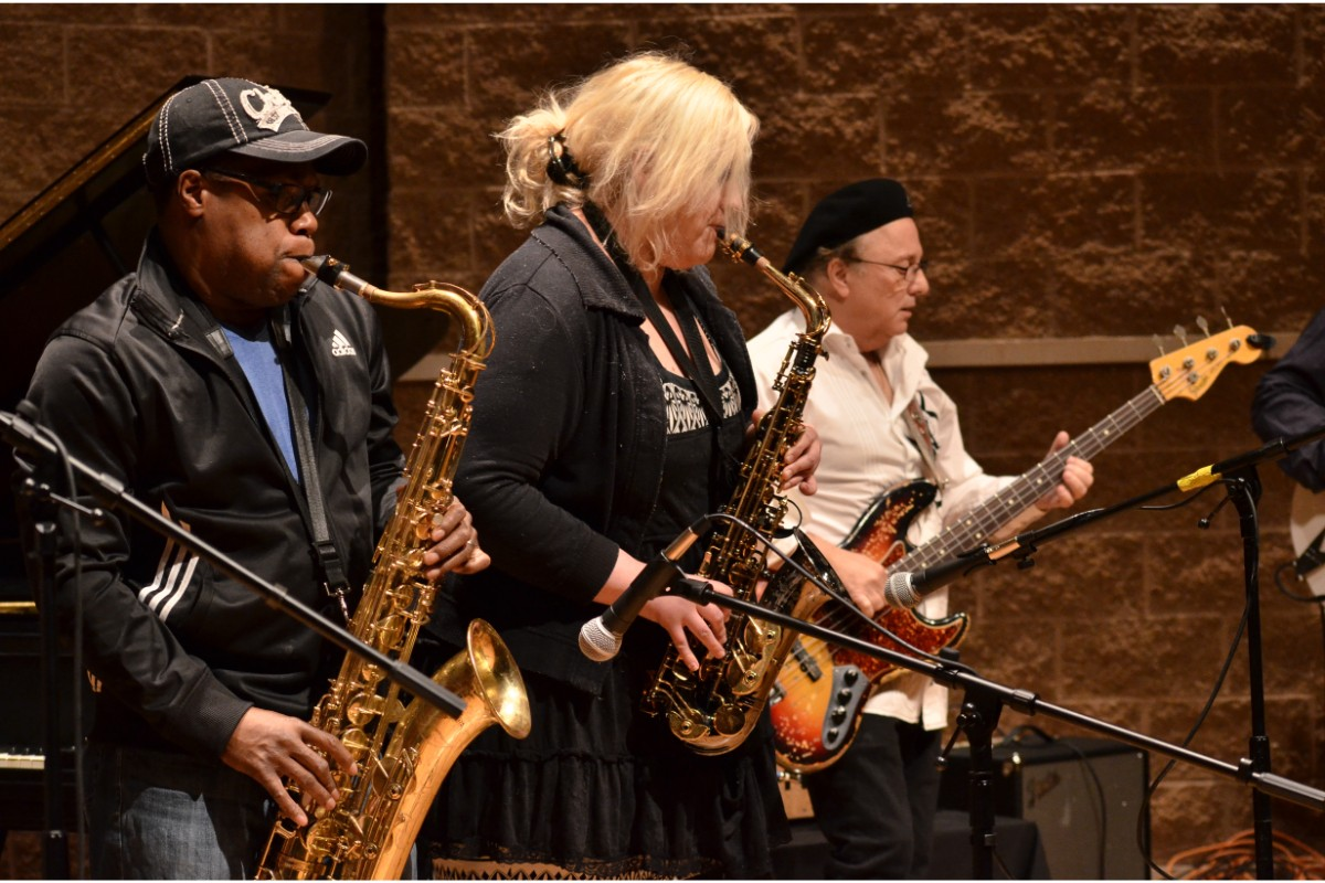 Local Radio Station WVLP and Dozens of Local Musicians Play to Packed House for Fifth Annual Stars Over Valpo Concert