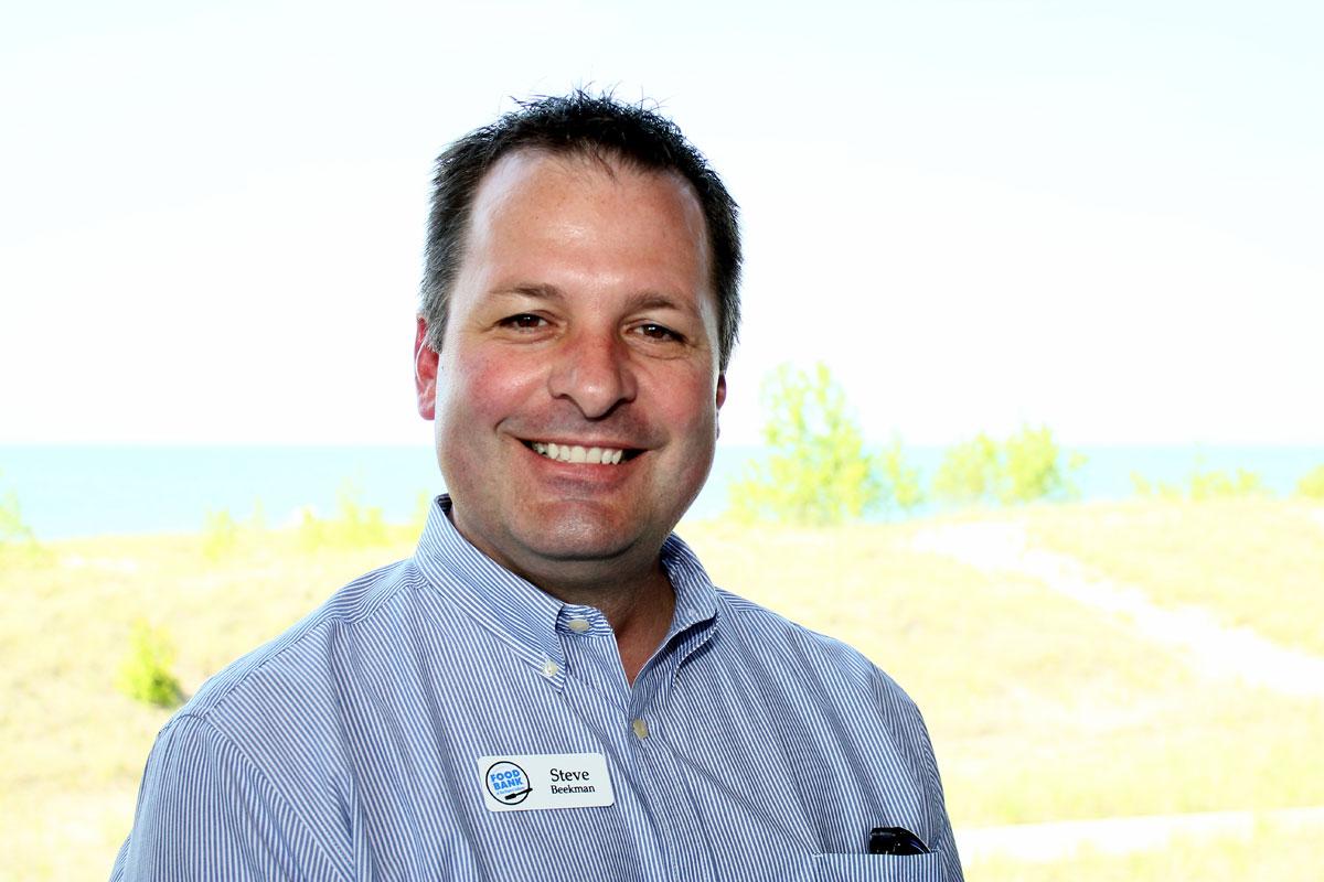 Food Bank Names Steve Beekman as Executive Director