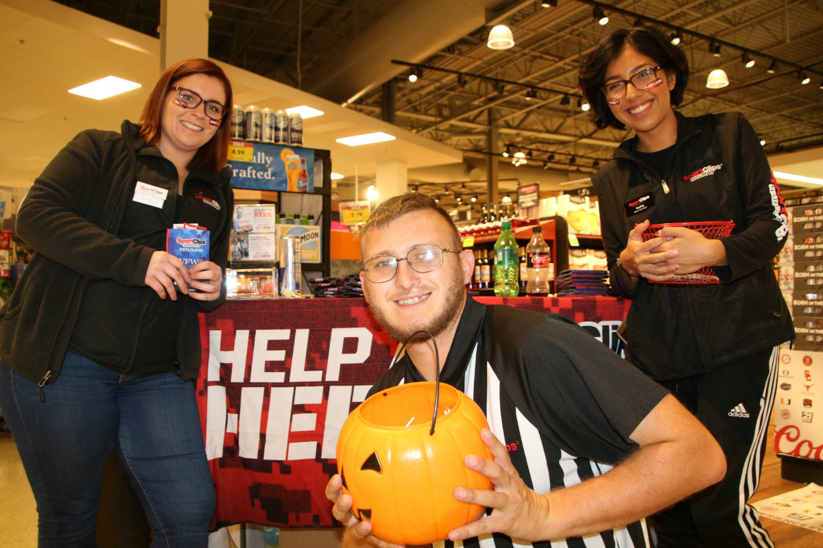 Schererville Strack and Van Til's Third Annual Haunting For Heroes a Blast