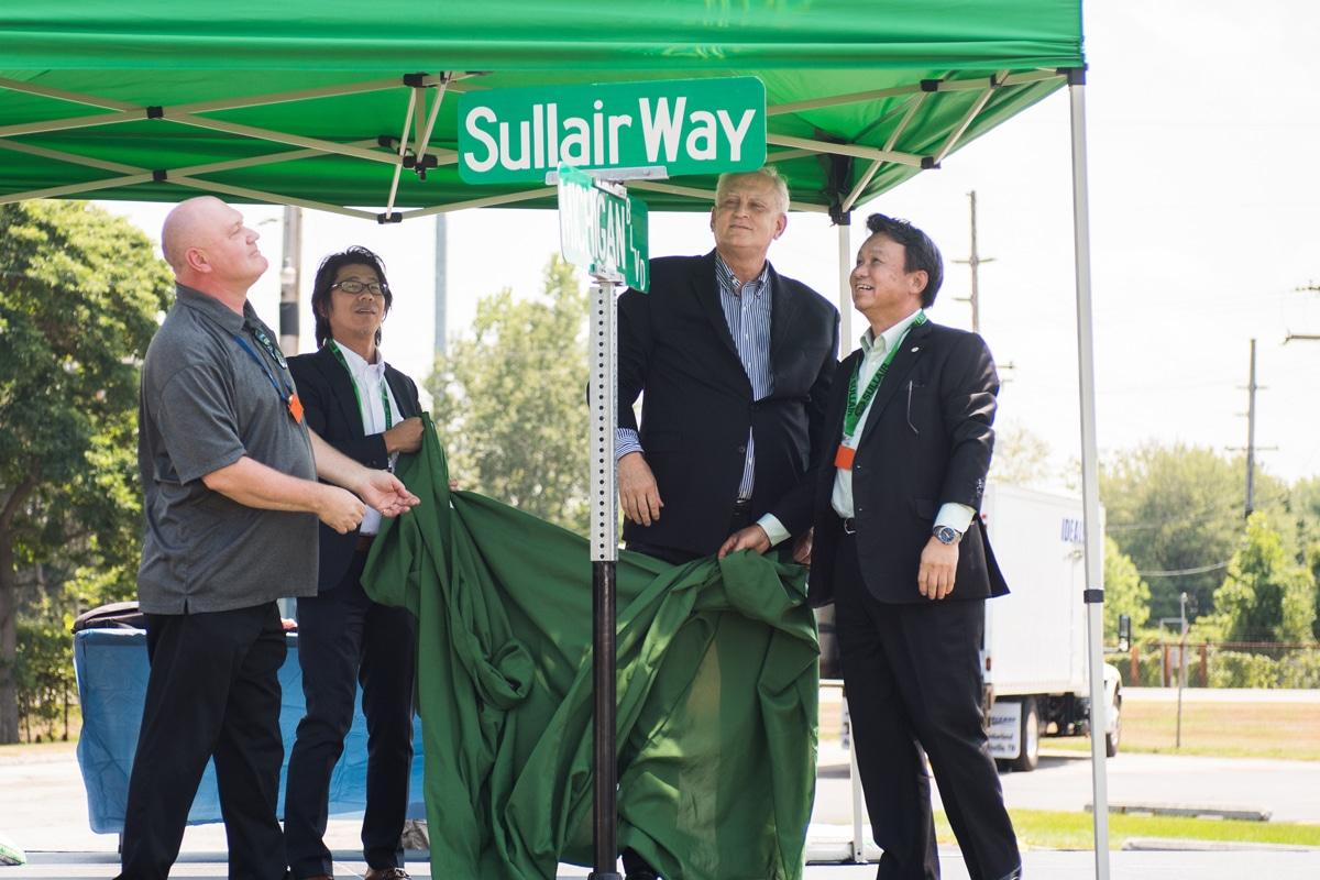 Sullair Michigan City Campus Renamed to 1 Sullair Way