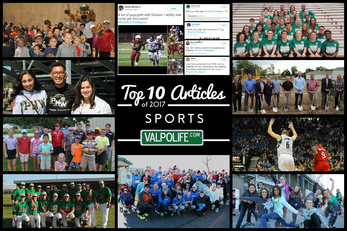 Top 10 Sports Articles on ValpoLife from 2017