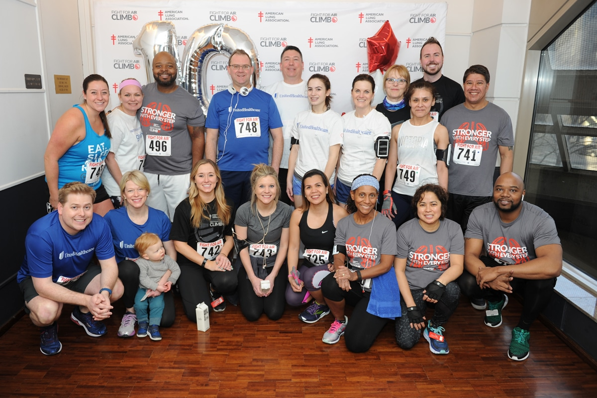 UnitedHealthcare Presents Longest Stair Climb in the Country
