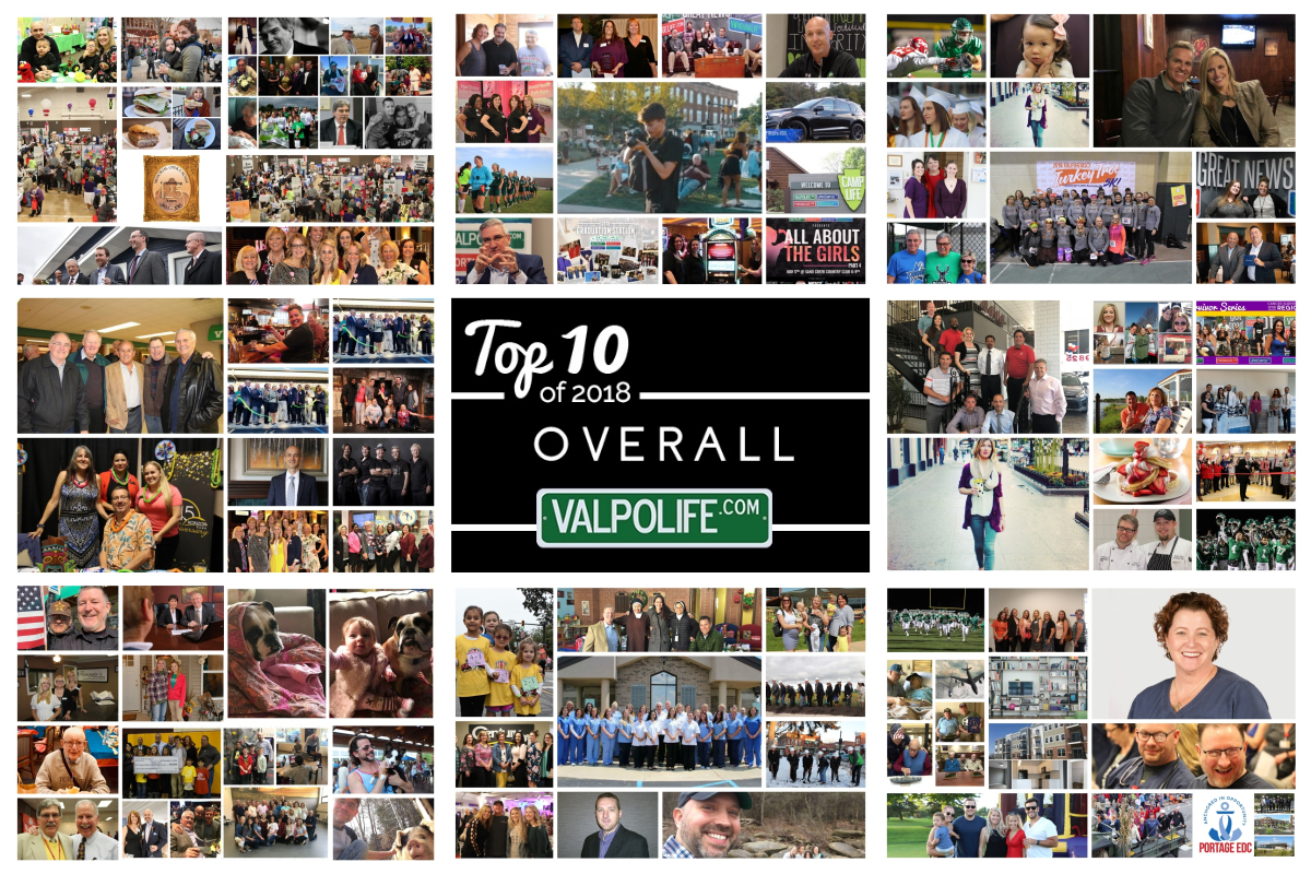Top 10 Overall Stories on ValpoLife in 2018