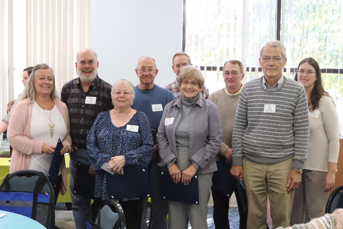 VNA Shows Appreciation at Annual Volunteer Breakfast