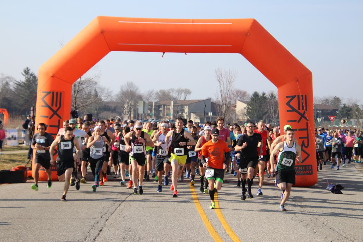 Valparaiso Family YMCA's annual Ringing In Spring 5K/10K brings community and wellness together