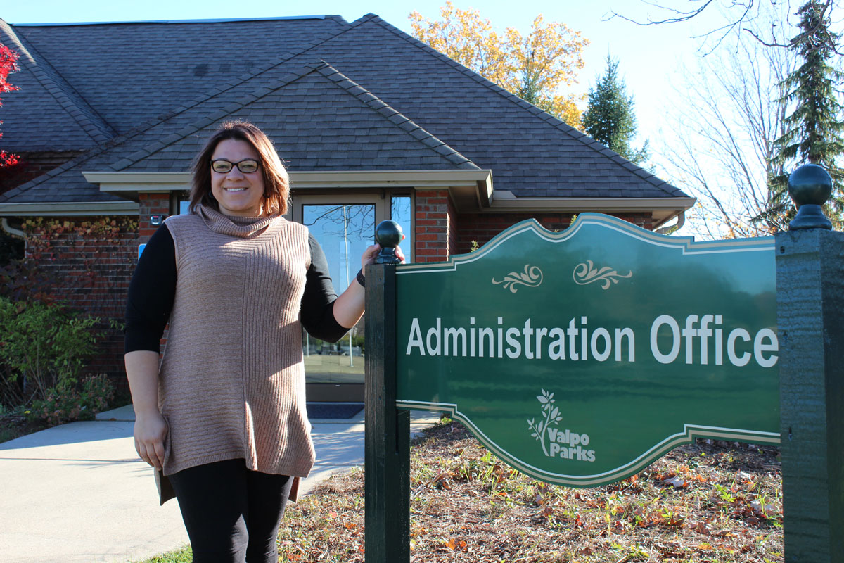 Valpo Parks Welcomes New Youth Recreation Director