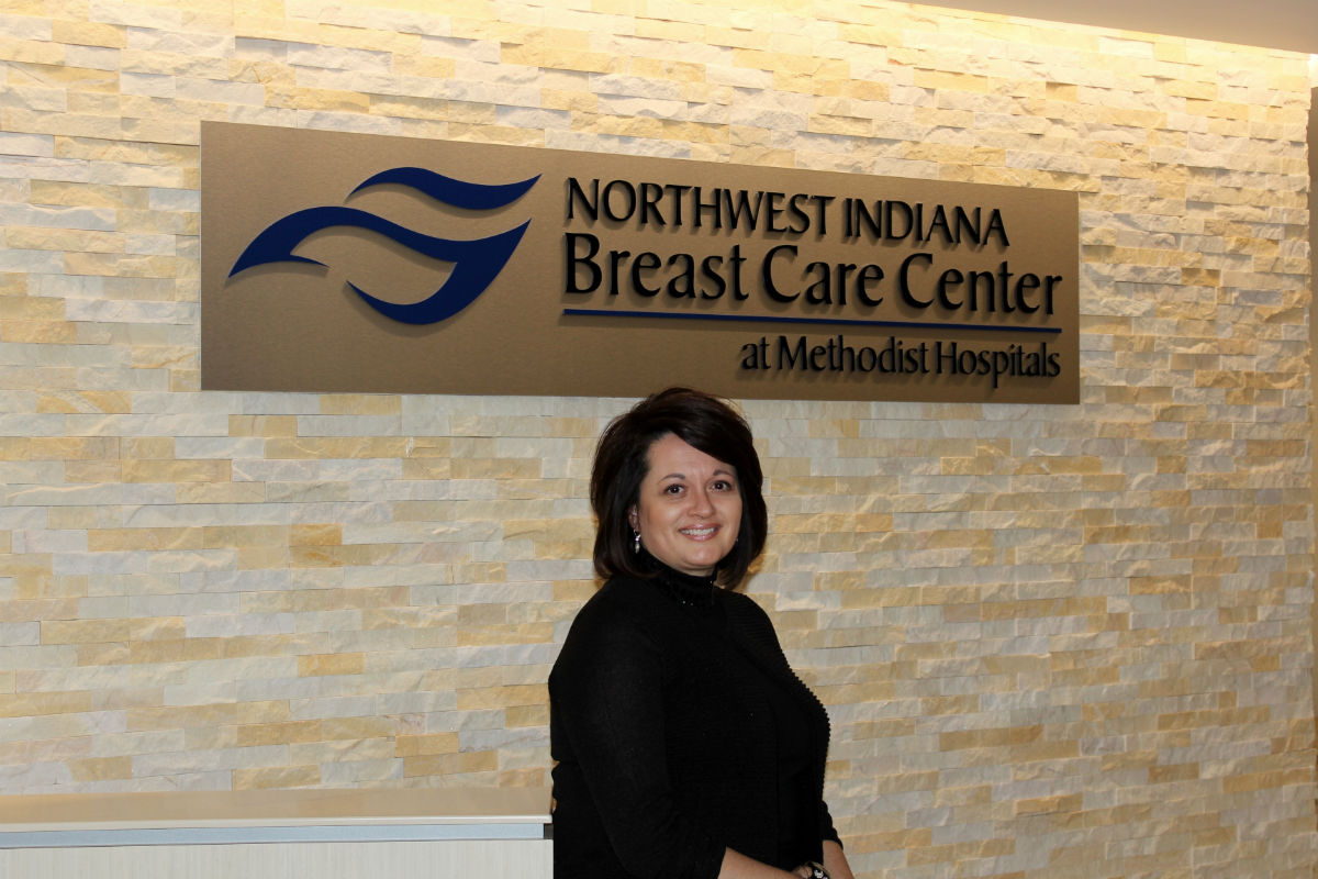 Vera Kunovski Combines Her Love For Tech and People at Northwest Indiana Breast Care Center at Methodist Hospitals as a Mammographer