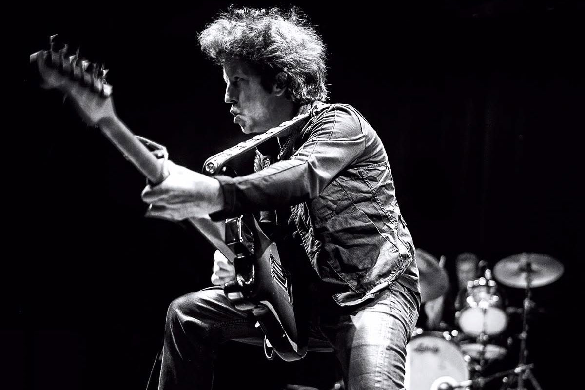 Willie Nile Marks His Fifth Return to Valparaiso