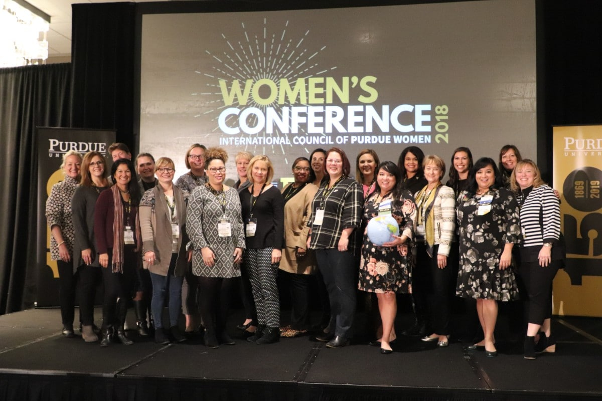 Purdue Alumni Association Welcomes Women to Inspire and Connect at Inaugural Women's Conference