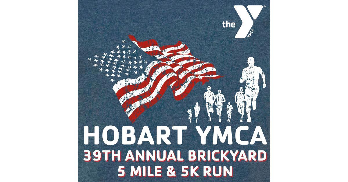 39th Annual Brickyard Run – NEW Location! NEW Race Route!