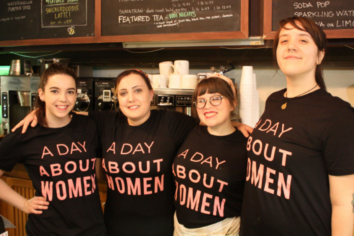 Blackbird Cafe Makes 'A Day About Women' a Celebration of Women Everywhere