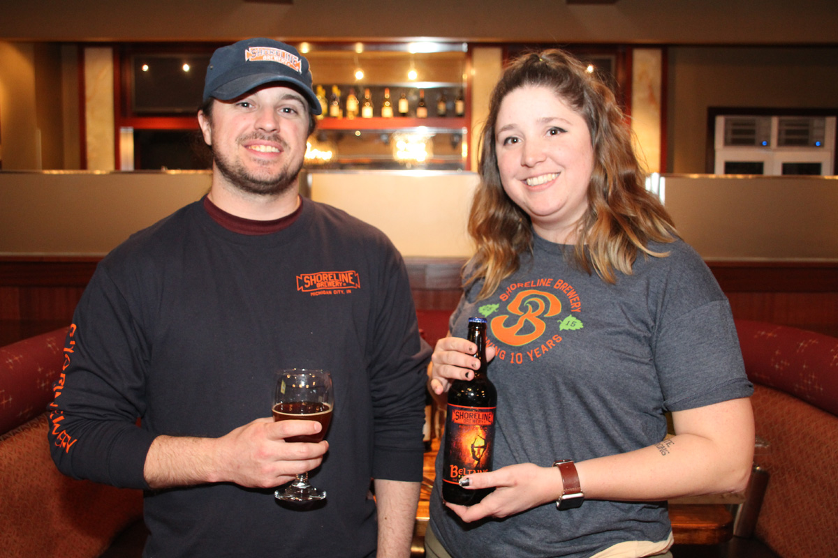 Blue Chip Casino's Preview Day Provides Glimpse of What's To Come at 7th Annual Blue Chip Brewfest