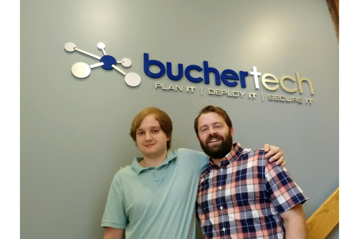 Buchertech Intern Highlight: Bill Morgan