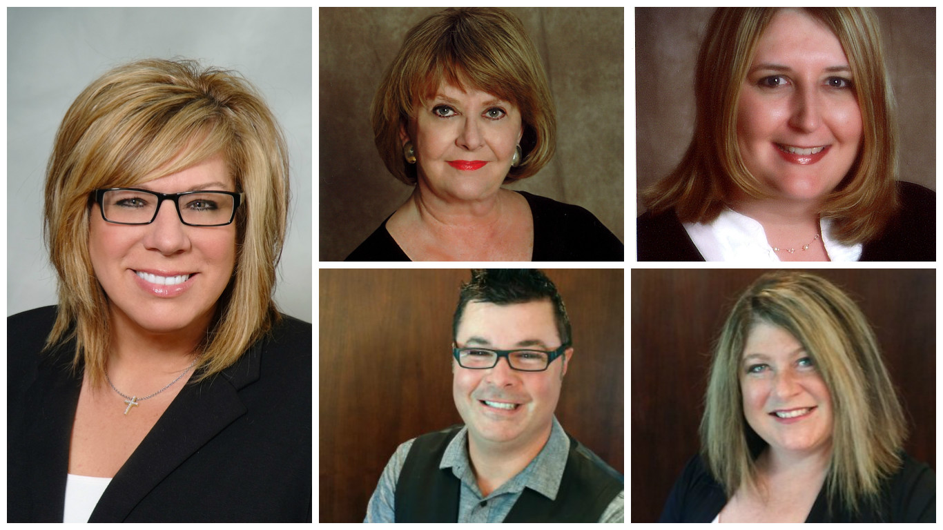 CENTURY 21 Alliance Group Recognizes Top 3 Agents of 2016