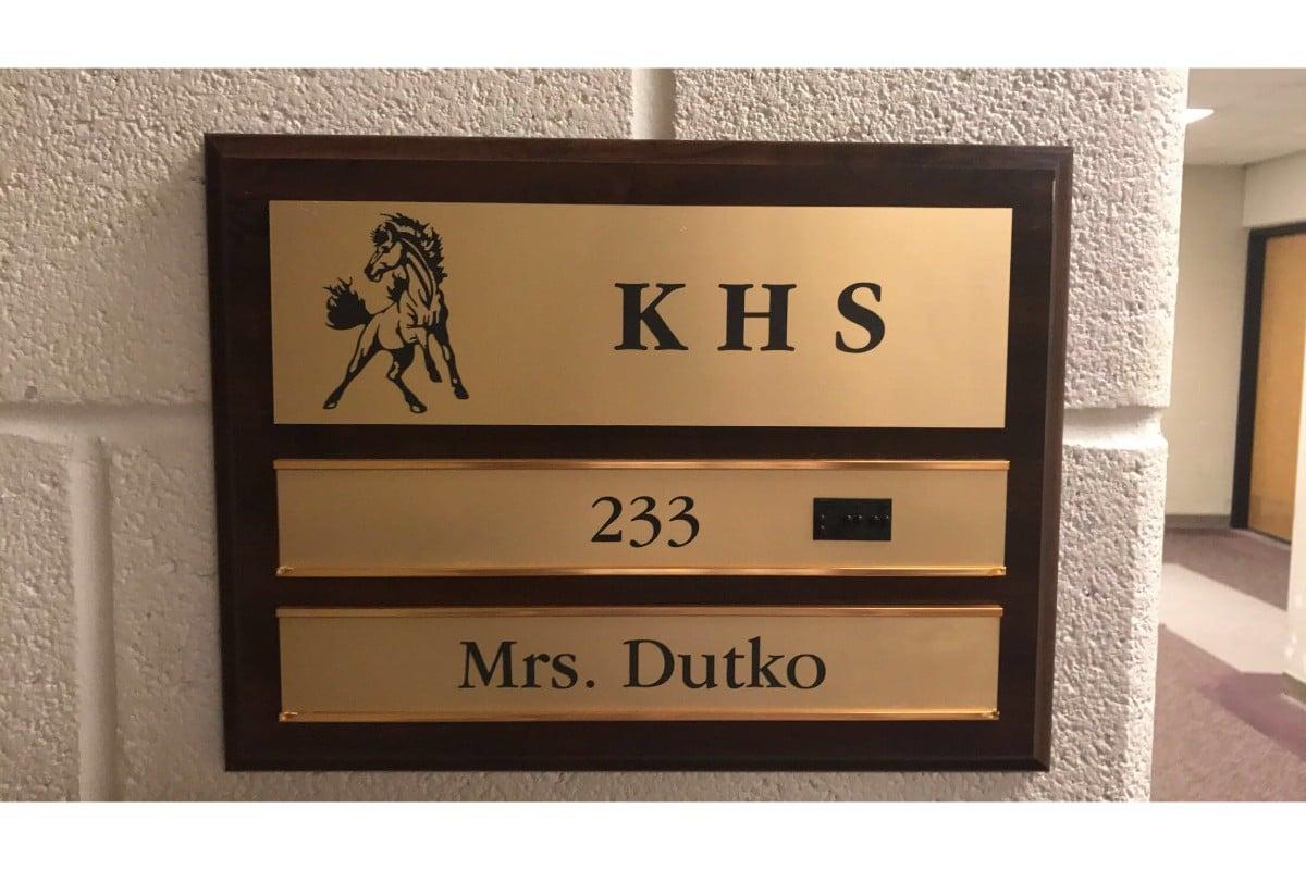 #1StudentNWI: Kouts High School, February 2019