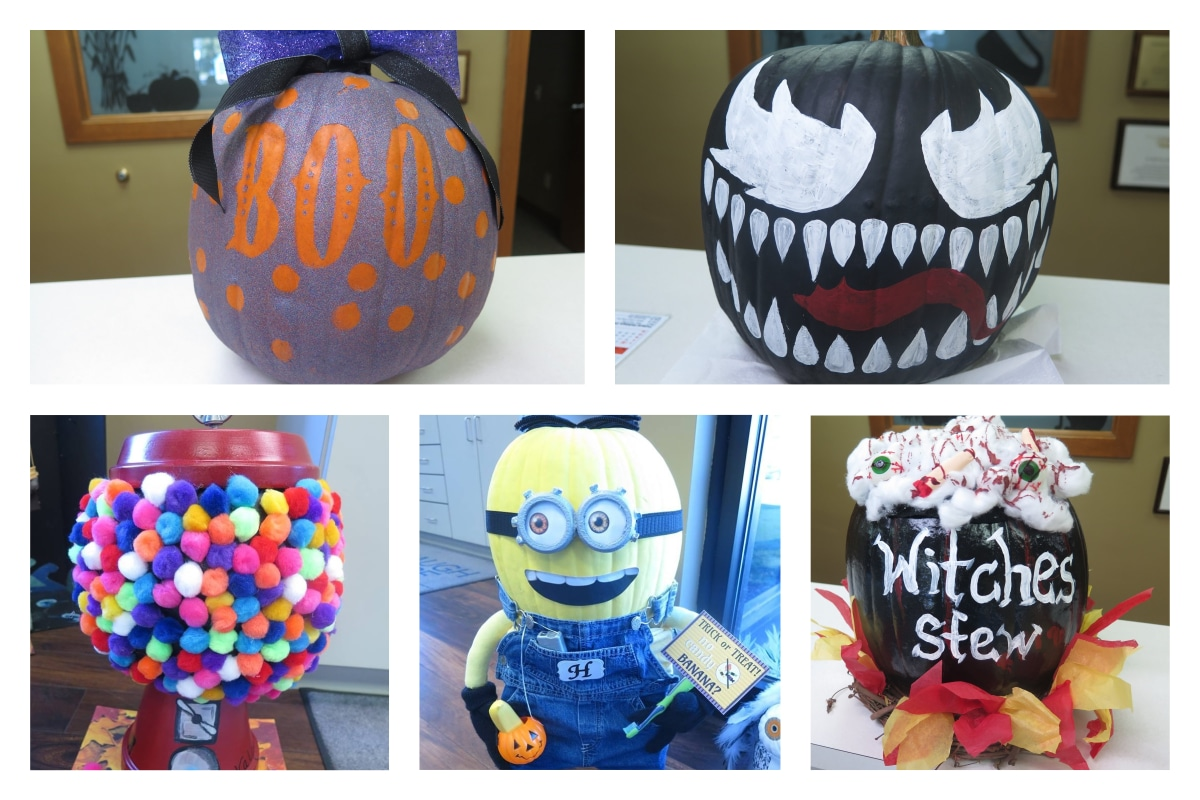 Cavanaugh and Nondorf Orthodontics Announces 2018 Pumpkin Contest Winners