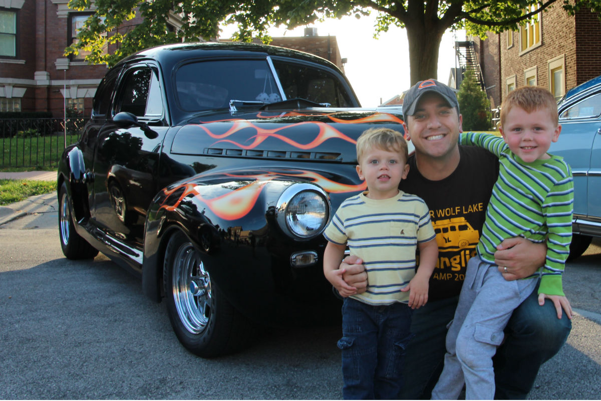 Crown Point Car Cruise Sparks Memories for Some, a Fresh Love of Cars for Youth