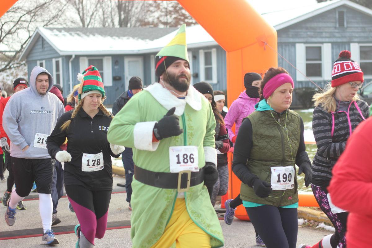Duneland Family YMCA Celebrates Finale of Exploring Duneland Series with Holiday Race