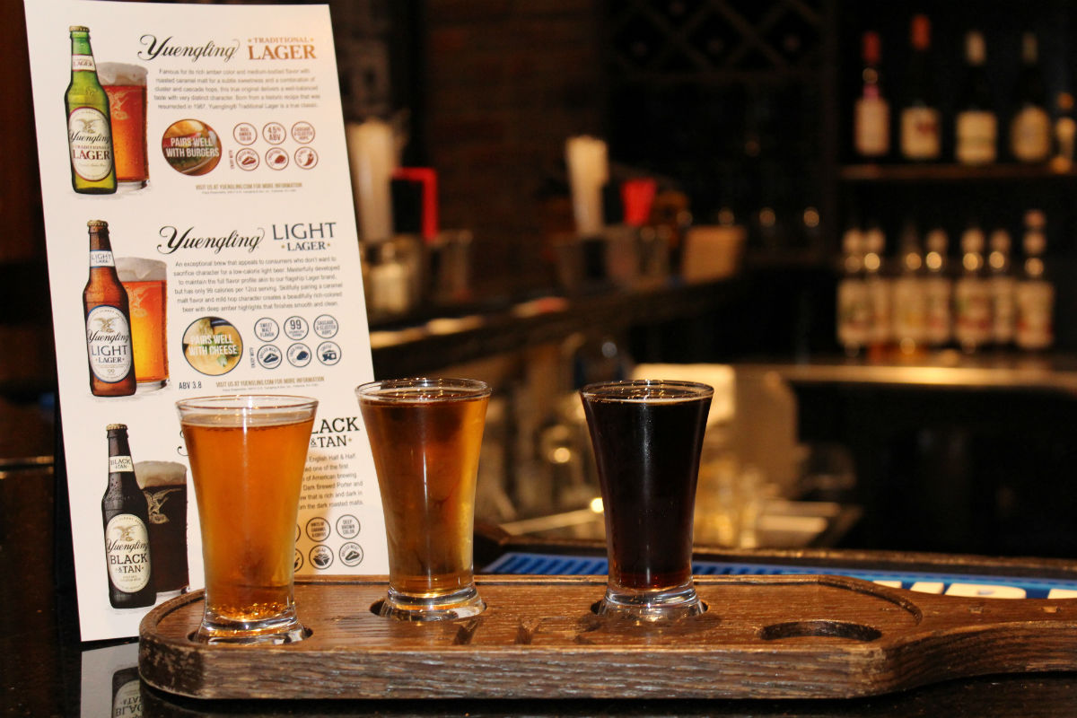 Industrial Revolution Invites the Life Crew Out to Sample 3 Yuengling Brews on Tap
