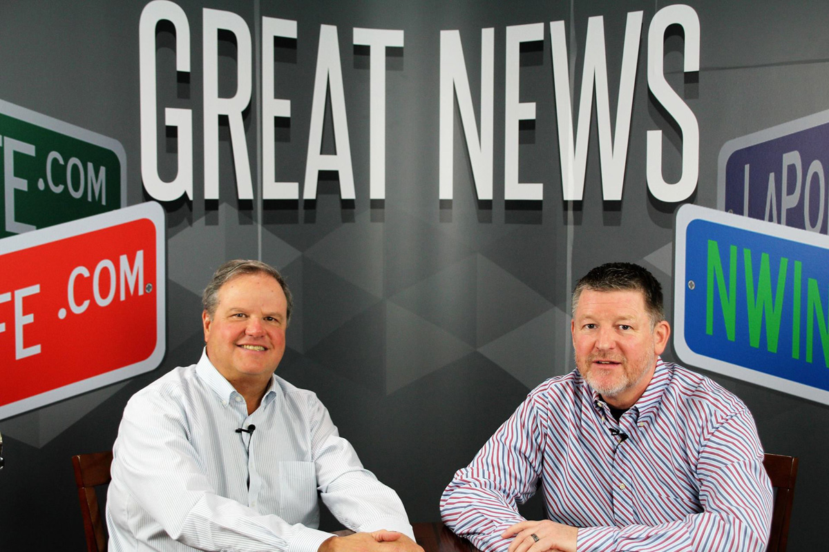 Roundtable Discussion on a Changing Government with Porter County Commissioner Jeff Good