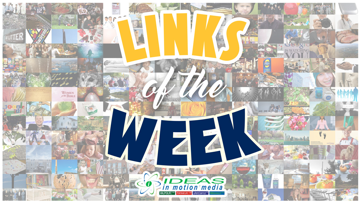 Links of the Week: Rolling Stone Magazine, Facebook's Algorithm, and How Do You Stay Organized