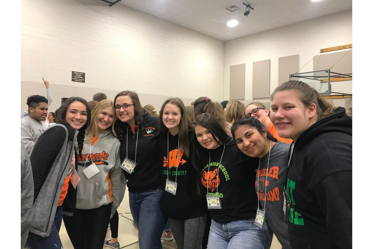 #1StudentNWI: Shaping leaders at Wheeler High School