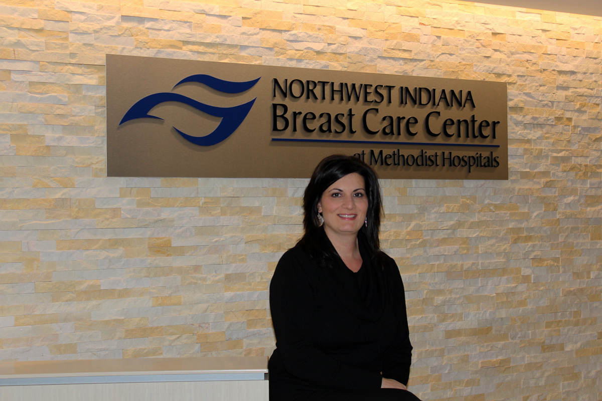 Amy Koulianos Provides Compassionate, Personal Care to Northwest Indiana Women