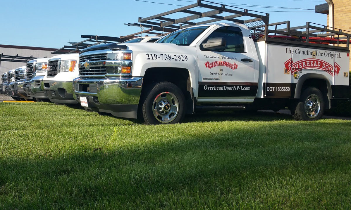 The Overhead Door Company of Northwest Indiana Promotes Garage Safety Month
