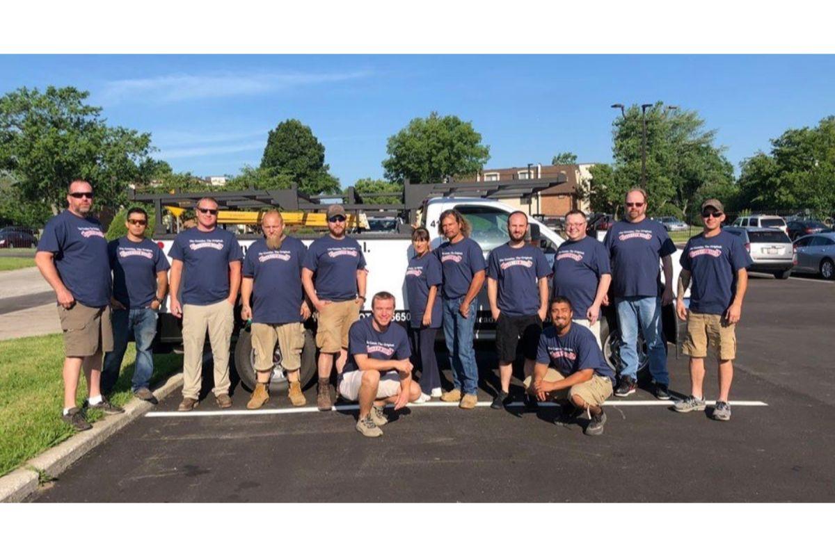Overhead Door Company of Northwest Indiana thanks Schepel GMC for their service