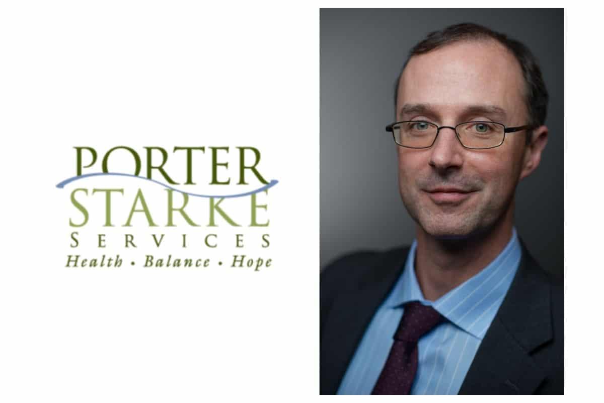 Porter Starke Services: CEO Matt Burden strives for a healthier region